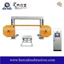 Cnc Wire Saw Machine for Stone Profiling