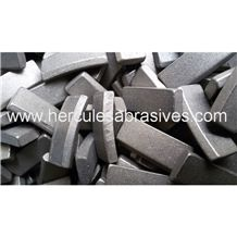 Diamond Core Drill Bit Segments