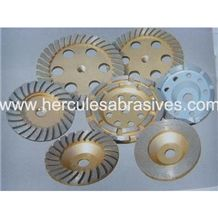 Diamond Cup Wheels / Diamond Grinding Wheels