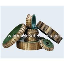 Metal Bond Profiling Wheel