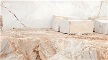Kaman Beige Marble Blocks - Kaman Dark, Kaman Light