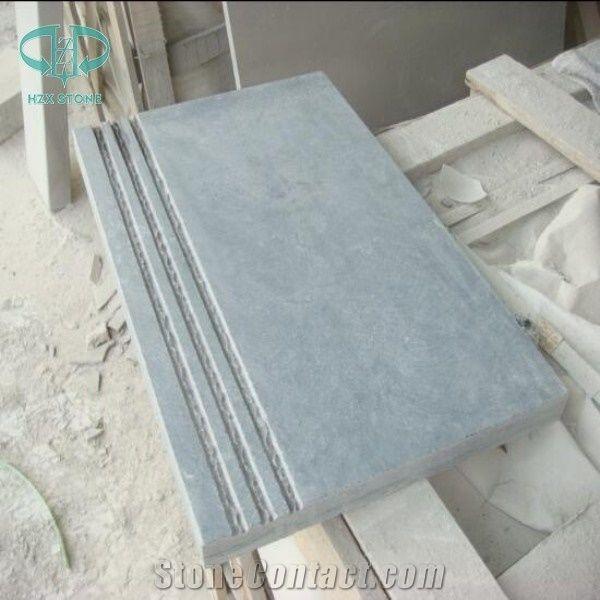 China Blue Stone Steps, Bluestone Stair Treads, Staircase, Deck Stair, Stair  Threshold   Xiamen Hongzhanxing Co.,Ltd.