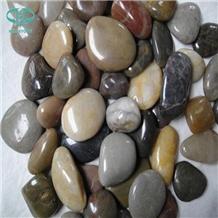 Colorful Polished Pebbles, River Stone,River Pebbles,Walkway Pebbles