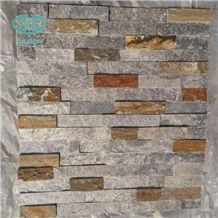 Quartize Veneer Wall Tile Culture Stone Wall Panel Ledge Stone,Wall-Cladding