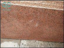 Tianshan Red Granite Slabs & Tiles, Wall & Floor Covering, Skirting, Sky Red,Xinjiang Red,China Red Granite