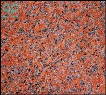 Xinjiang Red Granite Slabs & Tiles, Tianshan Red Granite Tiles, Dark Red Granite Tiles