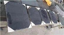 Black Slate Cutting Board Cutting Plates for Kitchen