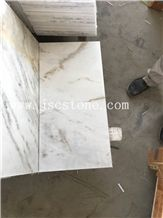 Hot Selling Arctiv White Marble Flooring and Wall Tiles