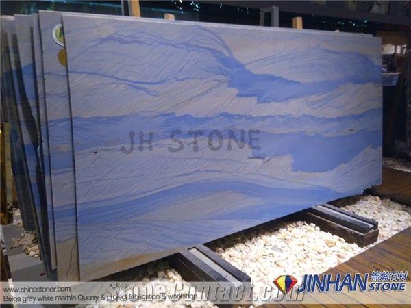 Azul Macaubas Blue Quartzite Tiles And