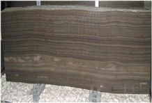Canada Wood Marble Slab & Tile,Wiarton Dark Fleuri Marble Floor Covering Tile, Obama Wood Marble Wall Covering Tile,Canada Wooden Marble Wall Bookmatch, Canada Brown Wooden ,Tabacco Brown,Eramosa