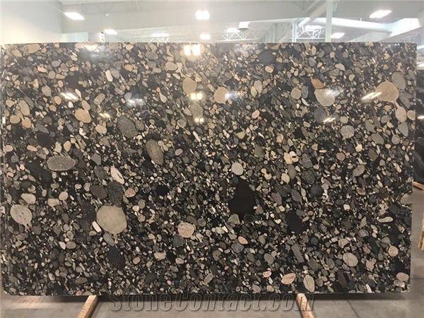 Black Marinace Granite Slabs From United States 506581