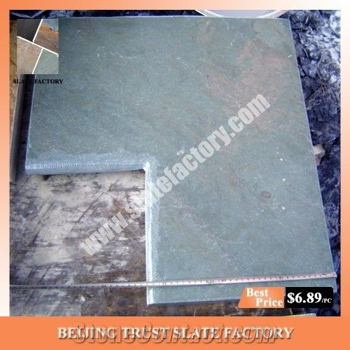Silver Grey Pool Coping Stone,Silver Gray Color Pool Coping Pavers ...