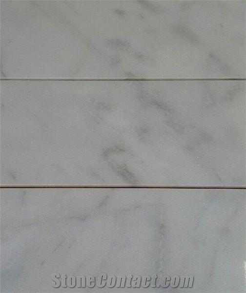 Mugla White Marble Tiles Slabs White Polished Marble Floor Tiles