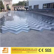 Chinese Cheap Granite Color with Own Quarry Of Gray and Black Granite Tile for Flooring Paving,Onte Bianco G603 Granite/Mountain Grey G603 Granite/White Of Bacuo G603 Granite, China Grey Granite Paver