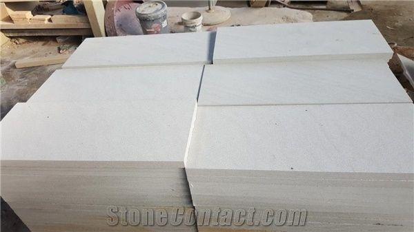 China Pure White Sandstone
