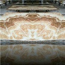 Agri Honey Onyx Slabs & Tiles, Turkey Yellow Onyx