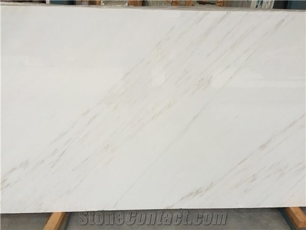 Lincoln White Marble Slab From China