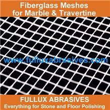 Marble Slab and Mosaic Backing Fiberglass Mesh