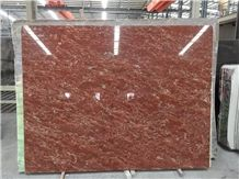 Rojo Coral Marble Tiles & Slabs/Rossa Wall and Floor Marble/Rosso Marble