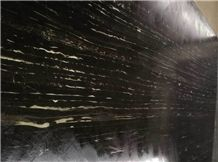Silver Dragon Marble Slabs & Tiles, China White and Black Marble