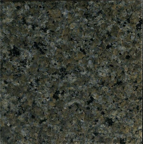 Emerald Green Granite Slab From Saudi Arabia 421849
