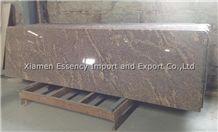 Juparana California Granite Kitchen Countertops