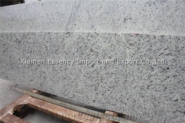 White Rose Granite Kitchen Countertop Countertops