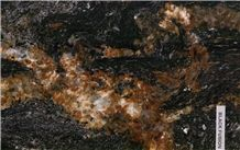 Black Fusion Granite Slabs