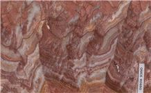 Onice Rosso Red Tanzania Onyx Slabs