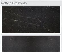 Notte Doro Granite Polished Slabs & Tiles, Black Polished Granite Floor Tiles, Wall Tiles