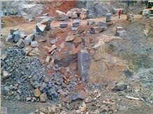 Quantum Black Granite Blocks