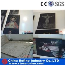 Cheap Stone Relief , Various Stone Material Reliefs,Laser Engravings,Wall Reliefs,Laser Etchings,Shadow