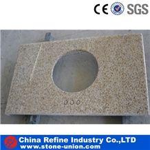 Natural Granite Stone Kitchen Worktop , Kitchen Granite Countertops ...