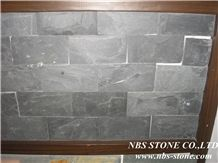 Nbs-Cws-1-Cultured Stone,Black Slate Cultured Stone for Wall Cladding