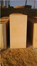 Yellow Limestone Polished Tiles & Slabs, Floor Tiles, Wall Tiles