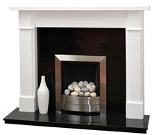 Natural Stone Cheap Marble Fireplace Hearth