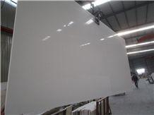 White Artificial Quartz Stone Slabs for Making Kitchen Countertops, China White Engineered Stone Tiles & Slabs for Kitchen Worktops, White Qauntum Quartz Stone