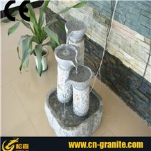 Decorative Fountains And Waterfalls Magic Water Faucet Battery Operated Indoor Br Outdoor Nautical Garden