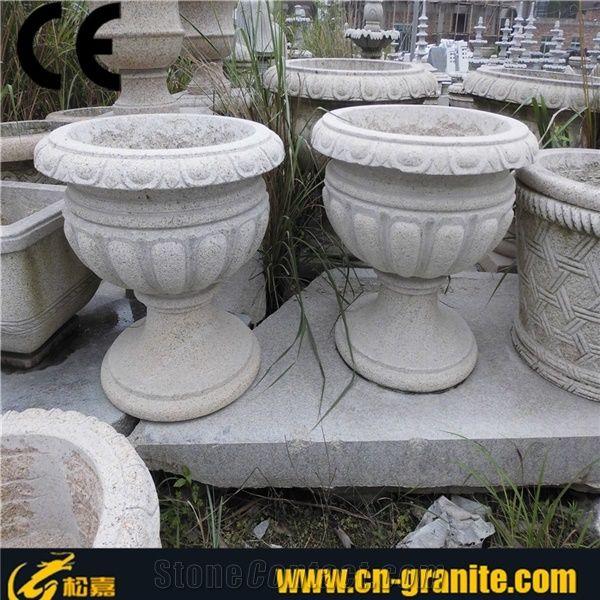 StoneContact.com & Stone Flower PotFlower Pot StoneExterior Flower Pots ...