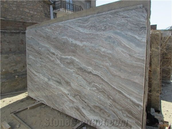 Fantasy Brown Quartzite Tiles Slabs Brown Polished Marble
