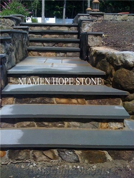Grey Slate Steps Stairs China Grey Slate Stair For Garden