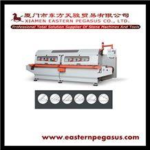 Automatic Shaped Profile Machine, Edge Profiling Machine, Stone Edge Profiler, Automatic Granite Edge Profiling Machine, Automatic Marble Edge Profiling Machine, Tile Edge Profiling Machine Tjhf-200/6