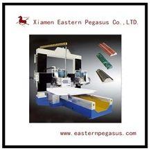 Edge Profiling Machine, Four-Blade Lifting Type Gantry Profiling Linear Machine, Stone Profiling Machine for Sale, Good Quality Profiler Machine, Stone Profiling Machine Tjxds-2800 Cnc