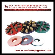 Granite Diamond & Resin Bond Grinding Disk, Stone Polishing Plate, Granite Polishing Disk, Marble Polishing Disk, Diamond Polishing Tools for Sale, High-Quality Stone Polishing Disk