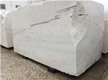 White Estremoz Jpl Block, Borba White Marble Block