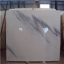 Slma-119,Blue Sky White Jade Marble,Slab,Tile,Flooring,Wall Cladding