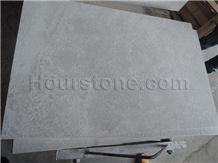 Wooden White Cross Cut Sandblast Tiles, White Serpenginate, White Wood Marble, Hot Sales, for Wall and Floor Covering