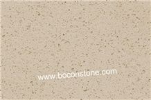 Artificial Quartz Stone Tiles & Slabs-Colored Glaze Gold