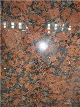 Carmen Red Granite Slabs & Tiles, Finland Red Granite