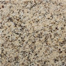 Giallo Napoli Granite Tiles & Slabs, New Venetian Granite Slabs, Yellow Granite Floor Tiles, Walling Tiles